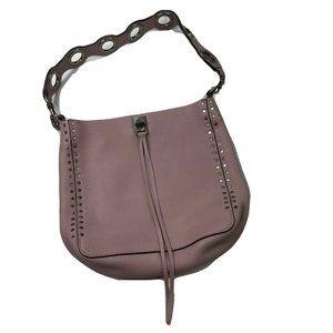 Rebecca Minkoff Small Darren Feed Bag Pink